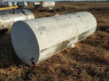 Stainless Steel Fertilizer Tank