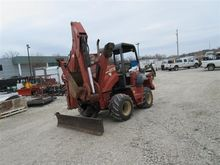 Ditch Witch RT70 Back Hoe Trenc
