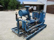 Quincy Q490 Air Compressor