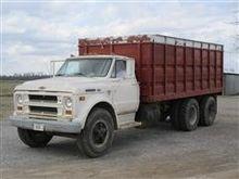 1968 Chevrolet 60 T/A Grain Tru