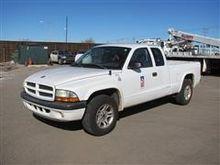 2003 Dodge Dakota Extended Cab