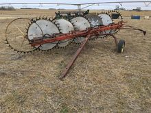 Used FarmHand Rake i