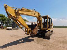 1991 Cat 215DLC Crawler Excavat
