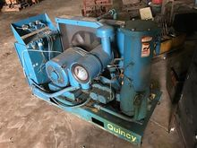 Quincy 629-0010 Air Compressor