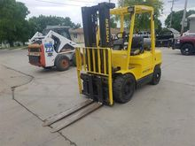 Hyster H60XM Forklift-Pneumatic
