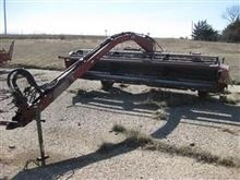 Case IH 1590 Windrower