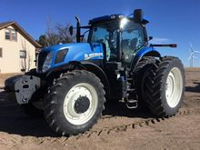 2011 New Holland T7. 250 MFWD T