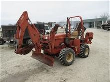 Ditch Witch 4500 Trencher/Backh
