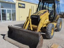 Caterpillar 416C 4x4 Loader Bac