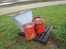 Dry-O-Mation Farm Fans Grain Bi