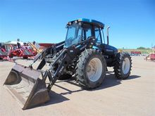 1999 New Holland TV 140 4WD Tra