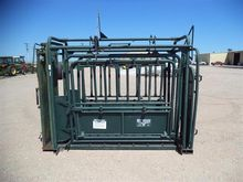 2000 Big Valley Livestock Chute
