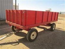 McCormick 140 Tractor Trailer C