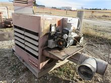 Reznor RA-140-H Waste Oil/ Mult