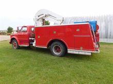 1969 Chevrolet C60 Fire Truck M
