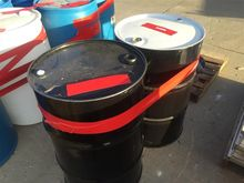 55 Gallon Steel Drums