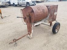 Portable Mortar Mixer