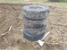 """16"""" Diameter Tires & Rims"""