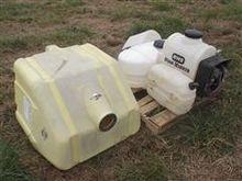 Plastic Liquid Tanks