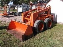 Case Uni Loader 1530 Skid Steer