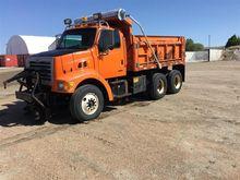 2001 Sterling LT7500 T/A Dump/P