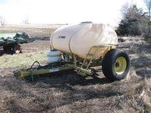 Ag Shield Spray Tank