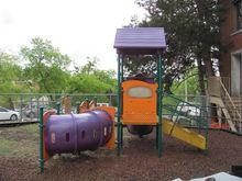 KaBoom 3 Piece Playground Equip