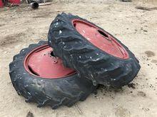 15.4-34 Tires on Rims