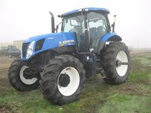 2011 New Holland T7.270 MFWD Tr