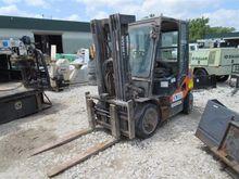 2012 Doosan Pro 5 Forklift