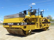 1989 Caterpillar CB534 Vibrator