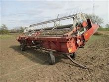 Massey Ferguson 9122 Flex Grain