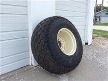 Firestone 28L-26 Tire & Rim