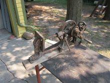 Hand Crank Drill Press