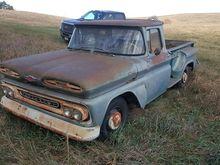 1961 Chevrolet Apache 10 Pickup