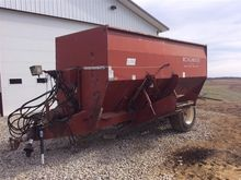 Mono Mixer 1490 Feeder Wagon