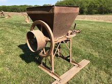 Antique Corn Grinder