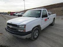 2003 Chevrolet C1500 4x2 Pickup