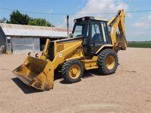 1994 Caterpillar 416B 4x4 Loade