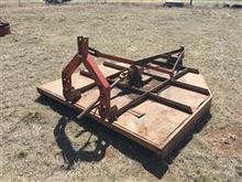 Manufactured 3 Point Hitch Shre