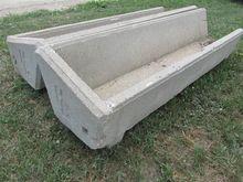 HC Concrete Feed Bunks