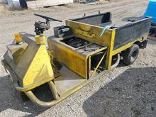 Cushman 898419-8110 3 Wheel Uti