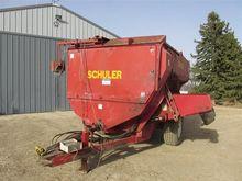 Schuler SRM354 Feed Wagon