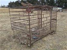 Pickup Box Stock Rack