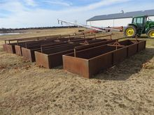 Harvest Ag Feed Bunks