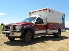 2006 Ford F450 4x4 Ambulance