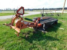 Bushog HM2008 DIsc Mower