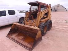2000 Case 1845C Skid Steer