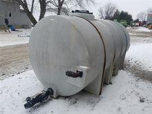 Used 1,600 Gallon Po