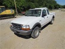 2000 Ford Ranger Extended Cab 4
